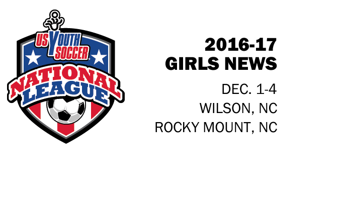 2016-17 National League Girls News | North Carolina