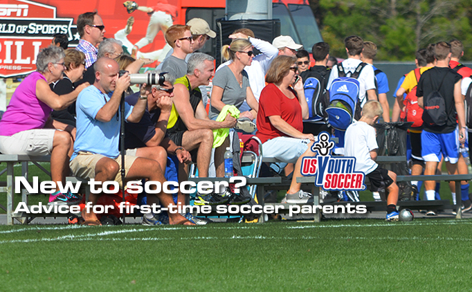 What parents who are new to soccer can expect