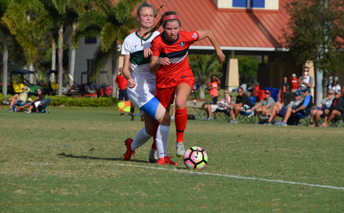 Rosters announced for ODP Girls National Camp