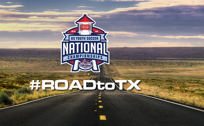 Schedule announced for National Championships