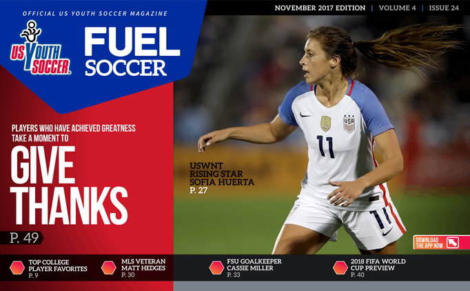Read the November Edition of FUEL!