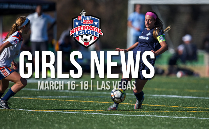 2017-18 National League Girls News | Las Vegas