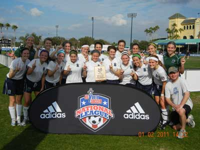 St. Louis Scott Gallagher | Under-17 Girls Blue division