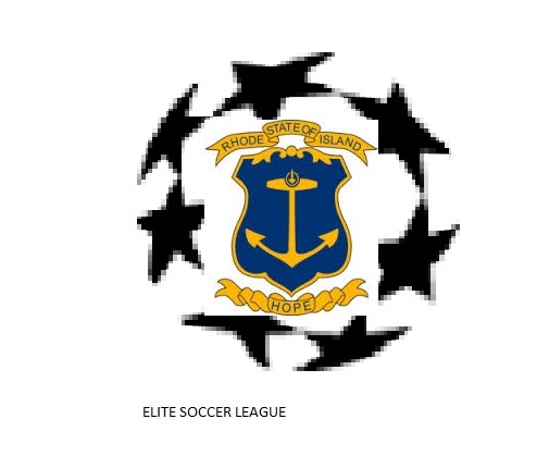 RI Elite Soccer League - logo