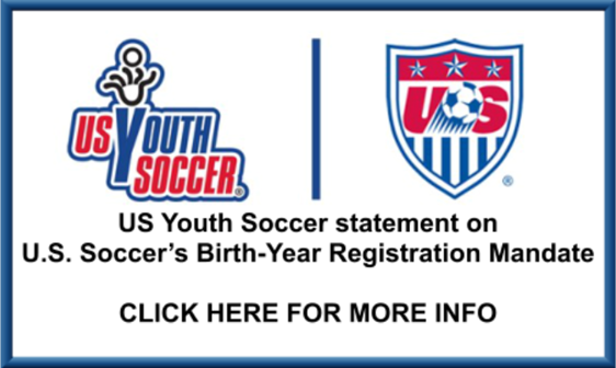 US Soccer's Birth Year Mandate