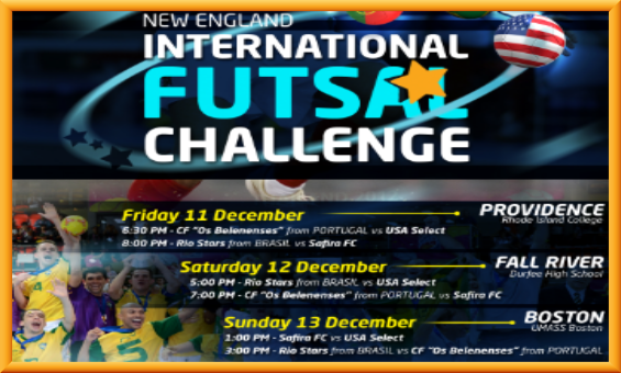 New England - International Futsal Challenge