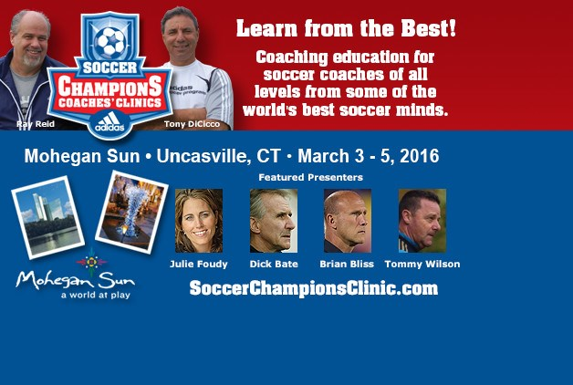 Soccer Champions Coaches Clinic