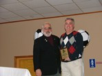 Steve Votolato (SRI President) & Marc Comtois - Adult Special Recognition Award  |  Pat Stoddard - Assistant Administrator