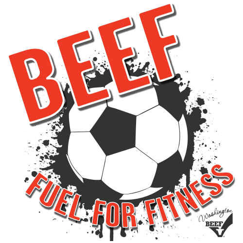 BEEF fuel for fitness logo