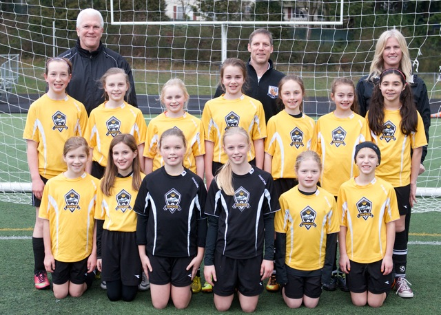 GU11C FC Edmonds Black Ice