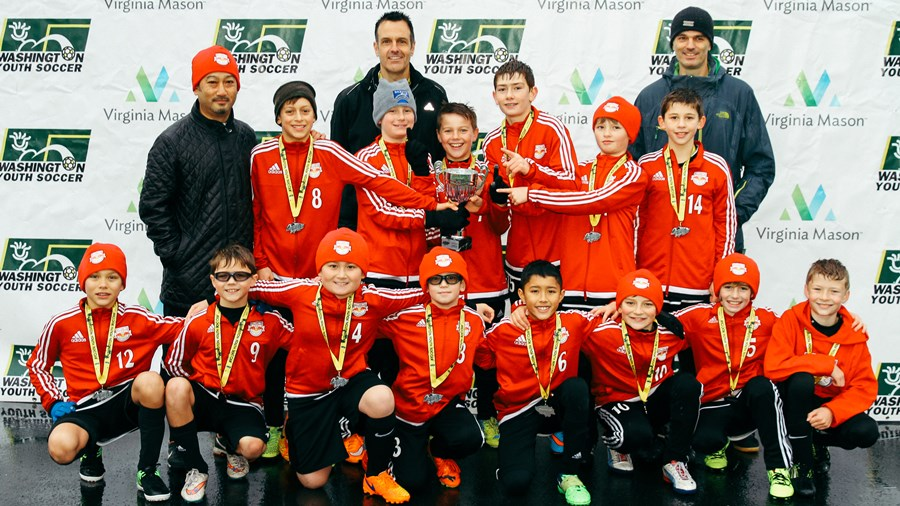 BU11 WS RED BULLS - CHAMPION