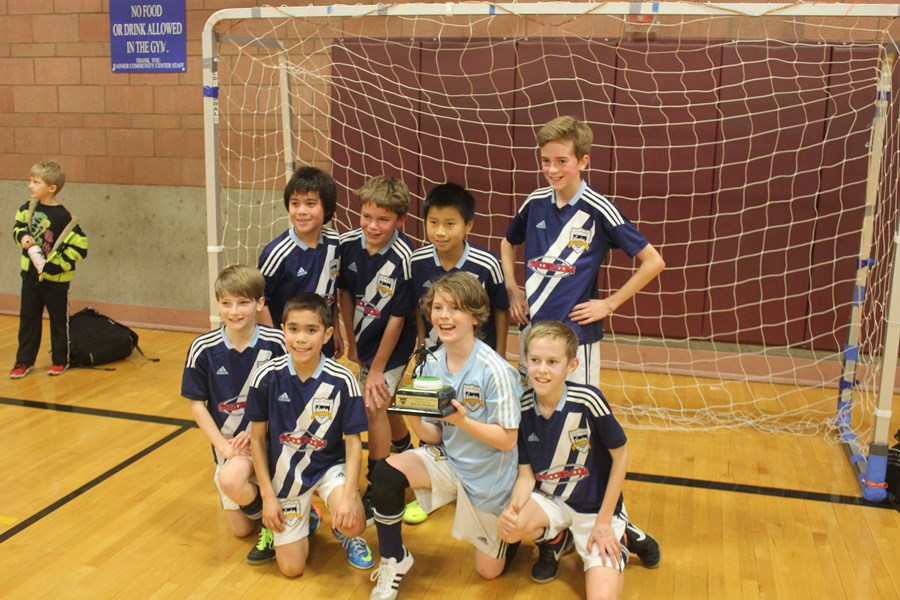 BU12 Champs - Quickfeet