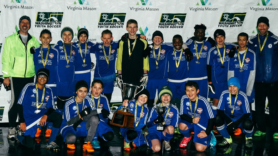 BU14 CW EAGLES - CHAMPION