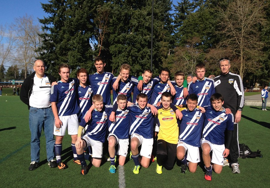 BU16F Seattle United Shoreline B97 Blue