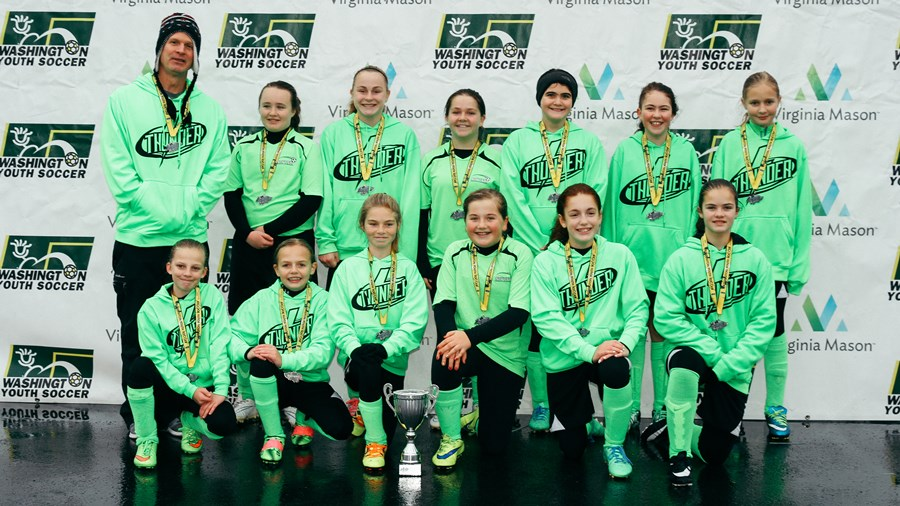GU12 NORTH BEND THUNDER - CHAMPION