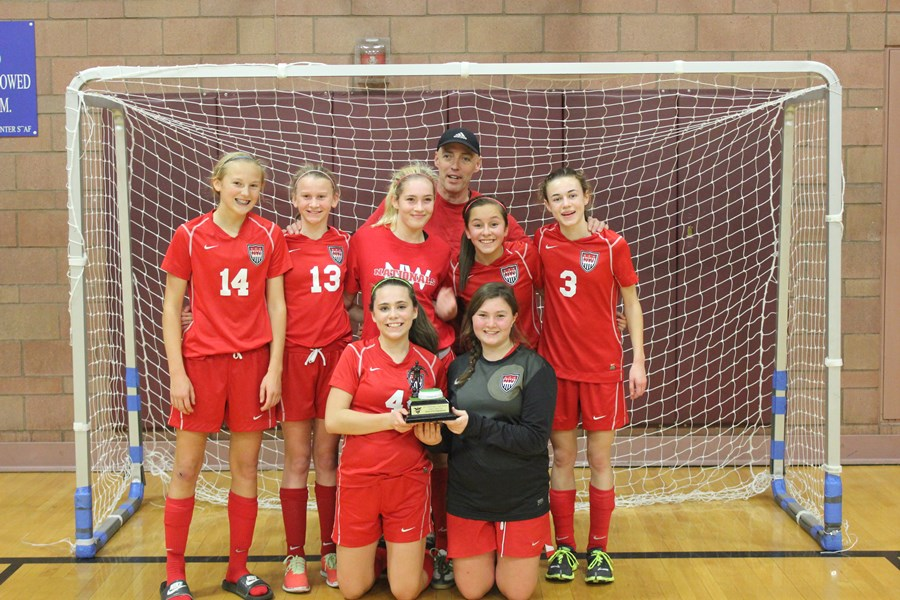 GU14 Champs - NW Nationals G99 Red