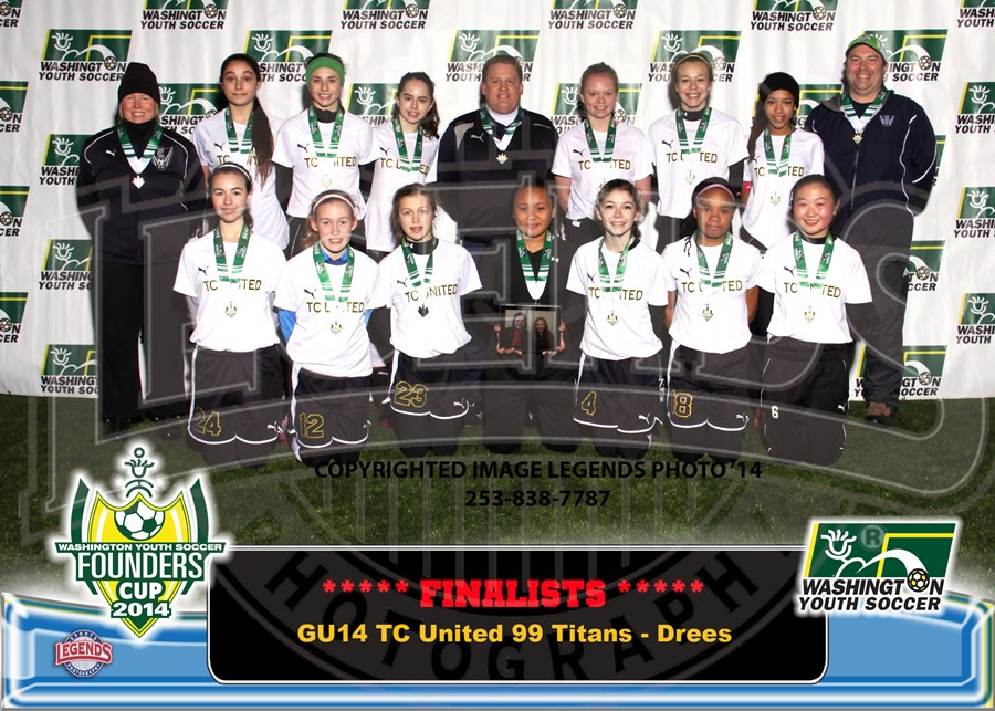 GU14F TC United 99 Titans - Drees-Brdr 5x