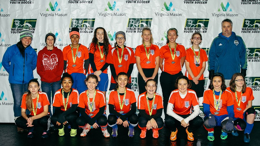 GU15 PSC STARS AND STRIPES - FINALIST