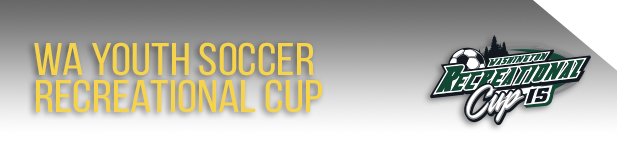 Wa youth soccer Recreational Cup