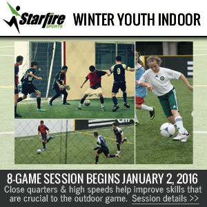 Starfire Winter Youth Indoor League