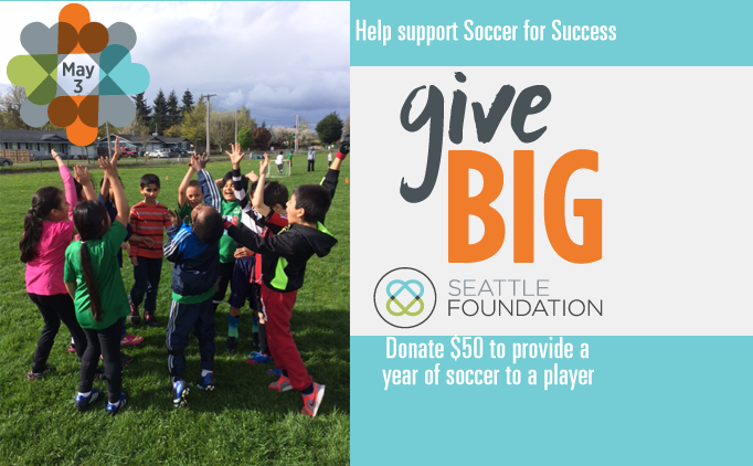 Schedule Your GiveBIG Donation for May 3