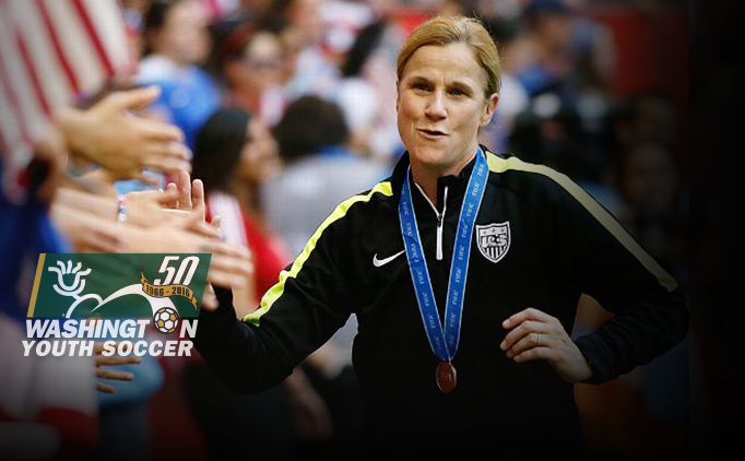 Jill Ellis to Speak at 50th Anniversary Gala