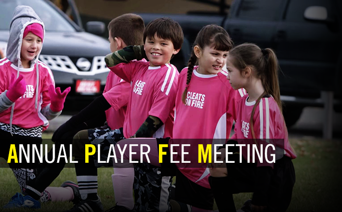 Annual Player Fee Meeting