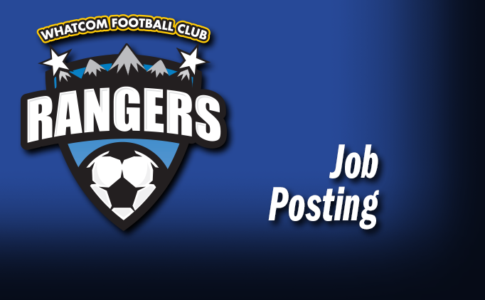 NOW HIRING: Technical Director for WFC Rangers