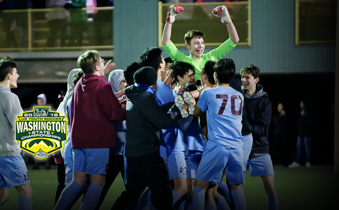State Championships U15-19 Boys champions crowned