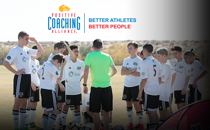 WA Youth Soccer partners with Positive...