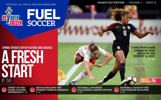 Read the March Edition of FUEL!