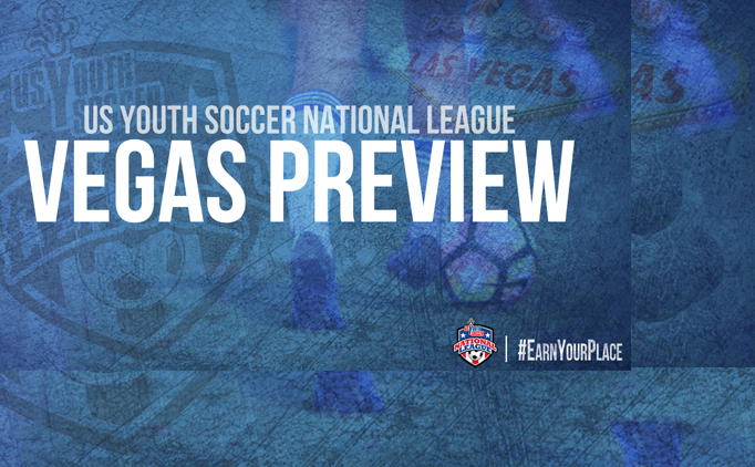 2018 National League Girls Vegas Preview