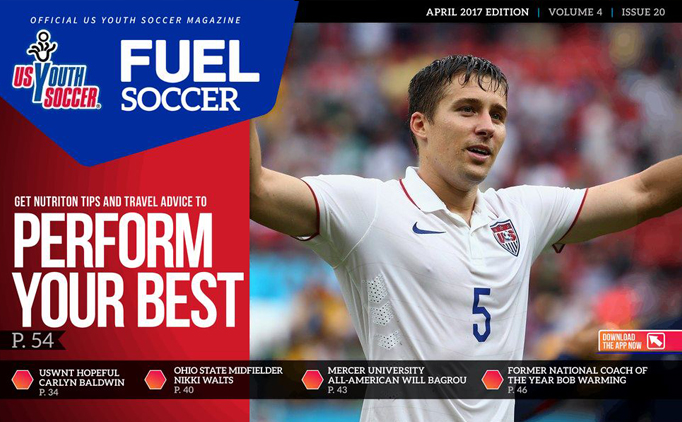 Read the April edition of FUEL!