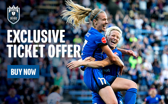 Reign FC Ticket Discount