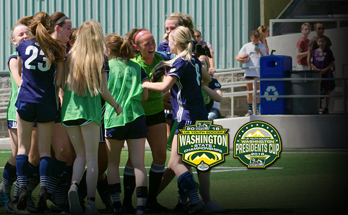 State Championships & Presidents Cup: U15-19 Girls
