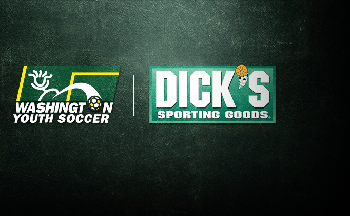 WA Youth Soccer partners with DICK'S Team Sports