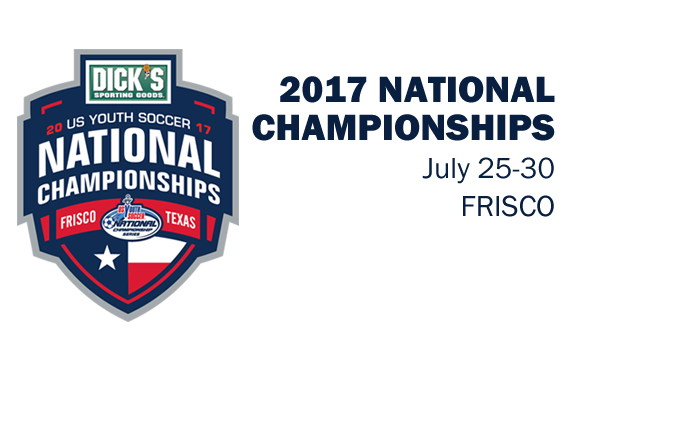 2017 US Youth Soccer National Championships