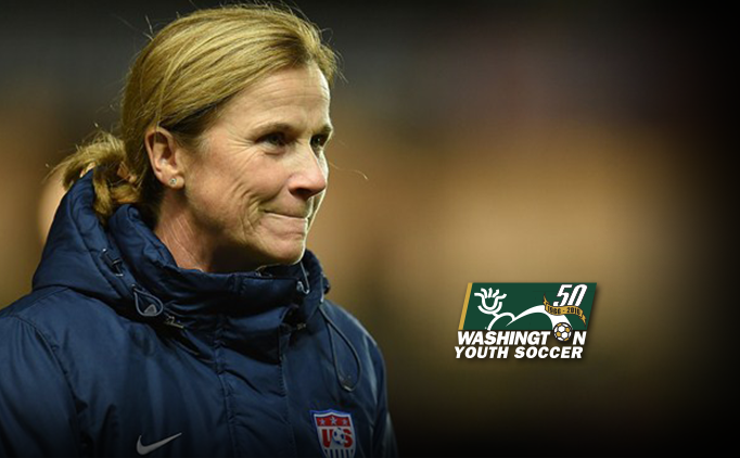 Q&A with USWNT Coach Jill Ellis