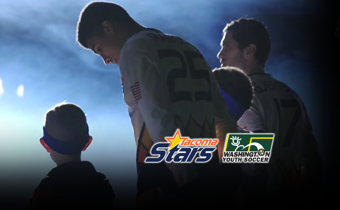 Tacoma Stars Opening Night with WA Youth Soccer
