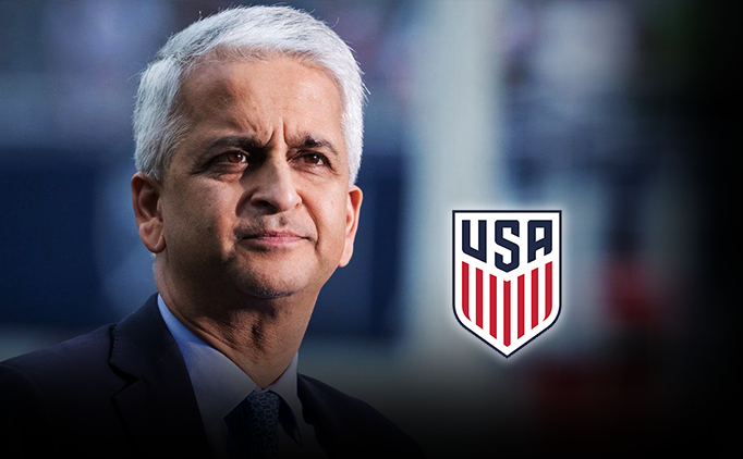2018 USSF Presidential Election