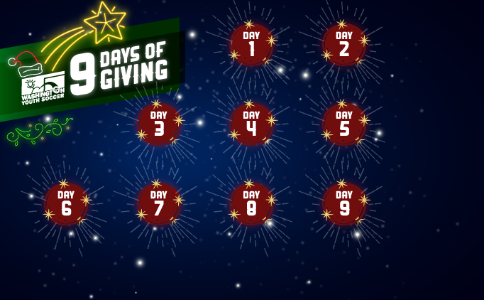 9 Days of Giving!