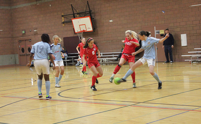 Inaugural WA Youth Soccer Futsal League