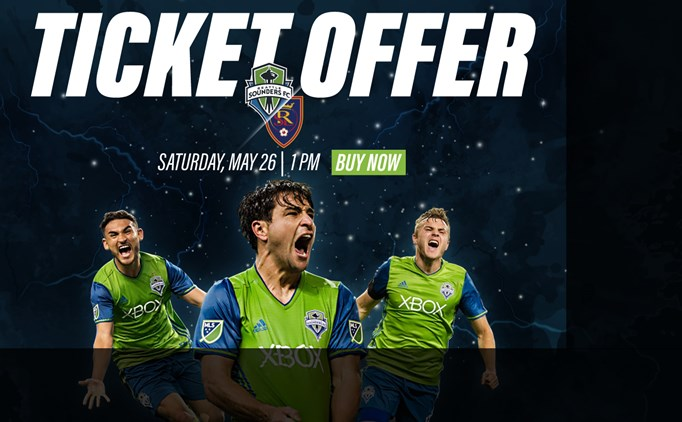 Sounders Ticket Discount
