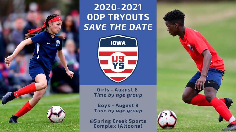 2020 tryouts save the date