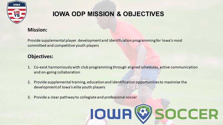 Iowa ODP 2020-2021 - Tech Leaders Version