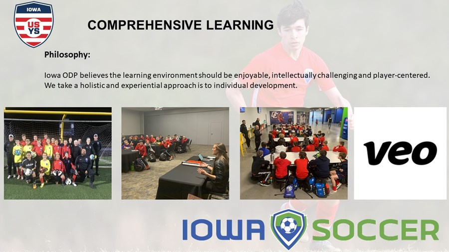 Iowa ODP 2020-2021 - comprehensive learning