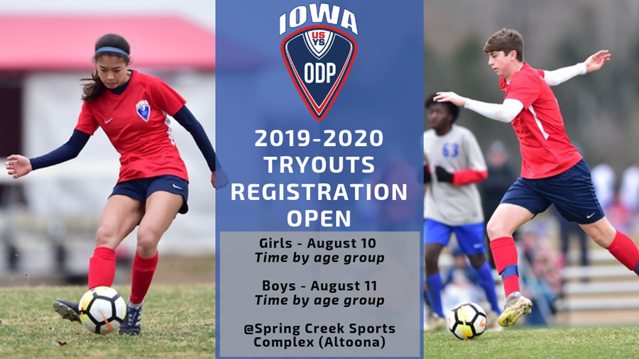 odp tryouts 2019-2020