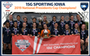 15G Sporting Iowa Wins National P. Cup Championship