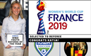 Former Iowa Referee Headed to World Cup 2019
