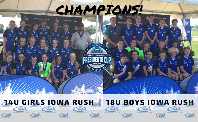 Midwest Region Presidents Cup Champions!